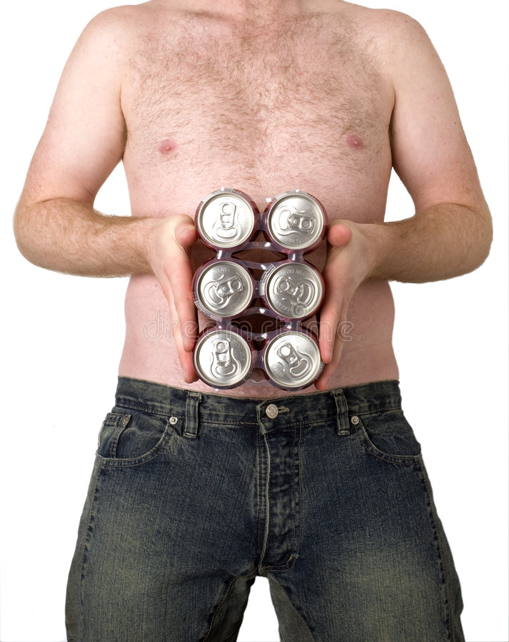 Download Six pack? stock photo. Image of weight, body, human, person - 8434014