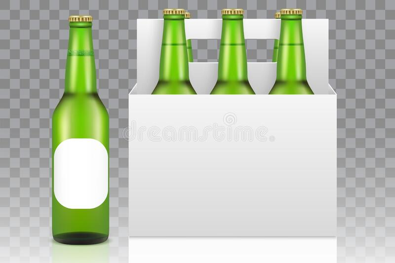 Six Pack Beer Stock Illustrations 360 Six Pack Beer Stock Illustrations Vectors Clipart Dreamstime