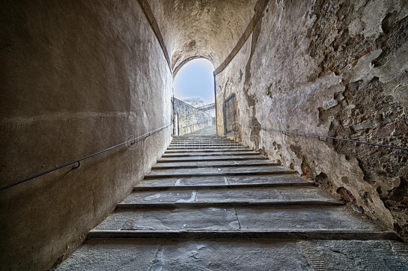 The sixteenth century walls. Of Pitti Palace in Florence, in Italy, residence of the grand-dukes of Tuscany and later of the King of Italy royalty free stock photo