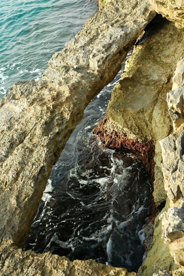 Sizilianisches coast3 stockfotos