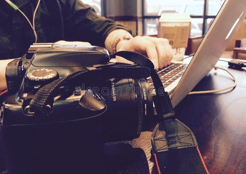 själv fotografering för bildbyråer