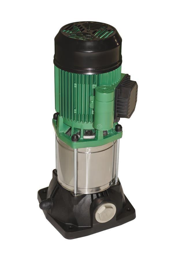 Självpreparerande centrifugal pump royaltyfri bild