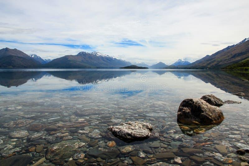Download Sjö Wakatipu, På Vägen Till Glenorchy, Nya Zeeland Arkivfoto - Bild av naturligt, zealand: 76700136