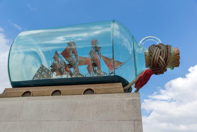Sjöhistoriska museet i Greenwich, London, England, Storbritannien arkivbild