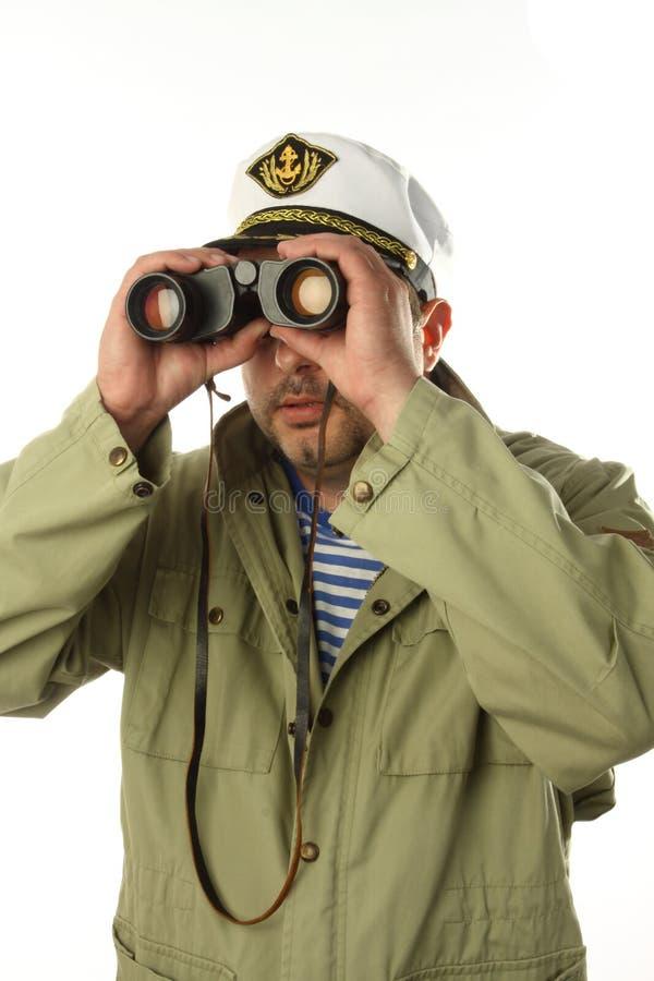 sjöman royaltyfri bild