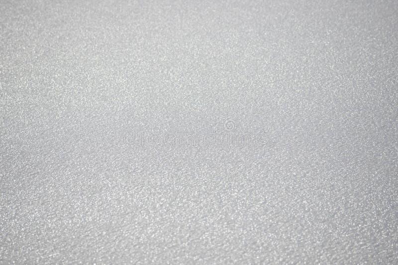 Is sjötextur i ett sunnyday arkivfoto