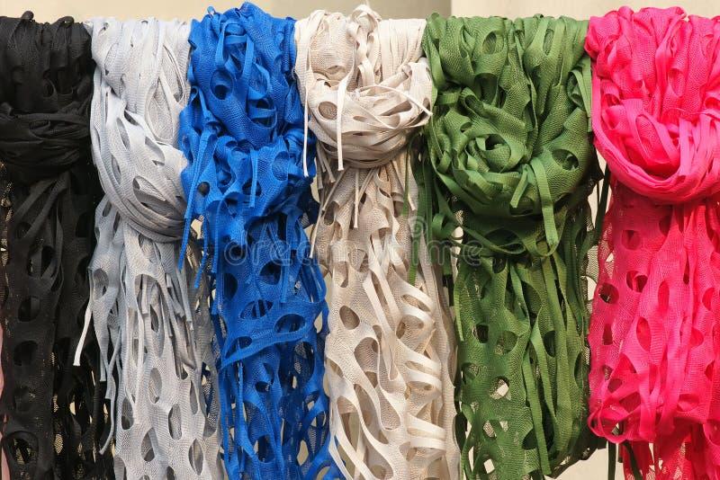 Sjaal stock foto's