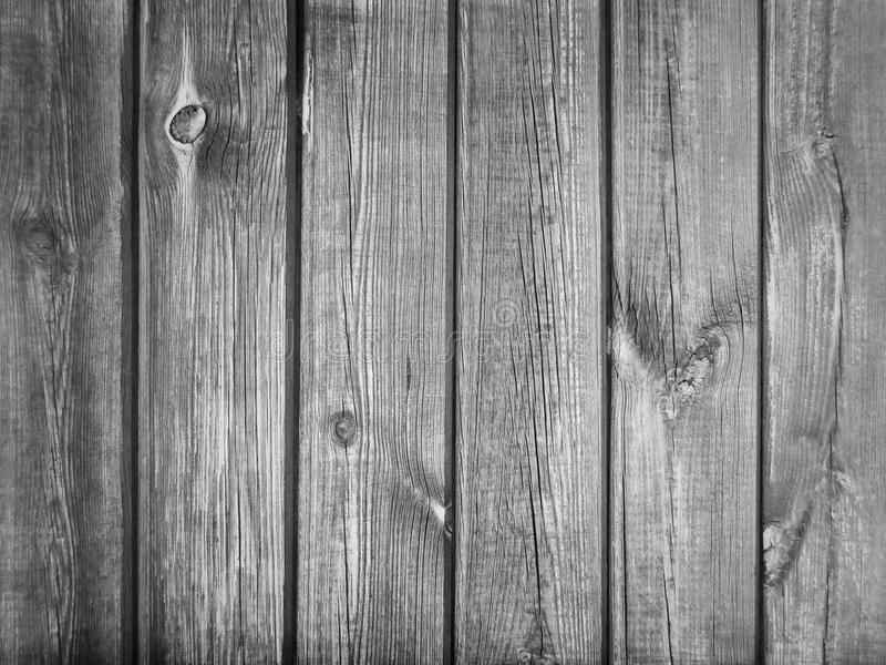 Sjaskig Wood textur TappningGrey White Wooden Plank Wall bakgrund arkivbilder