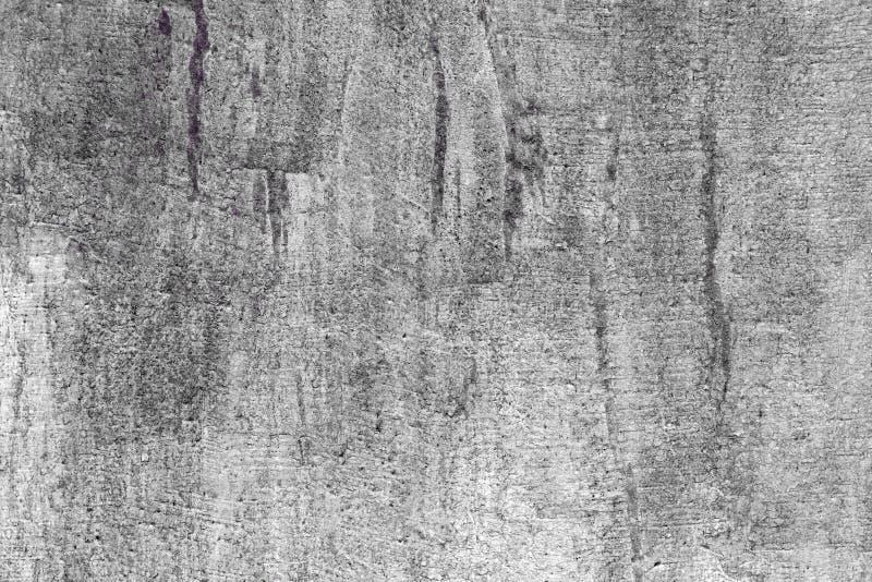 Sjaskigt cement med sprucken m?larf?rgtextur - gullig abstrakt fotobakgrund royaltyfri bild