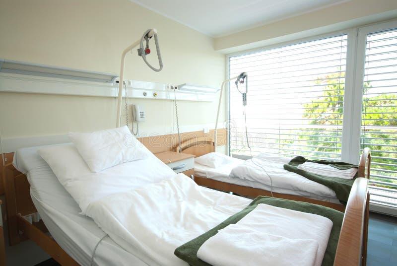 sjukavdelning ii arkivbild