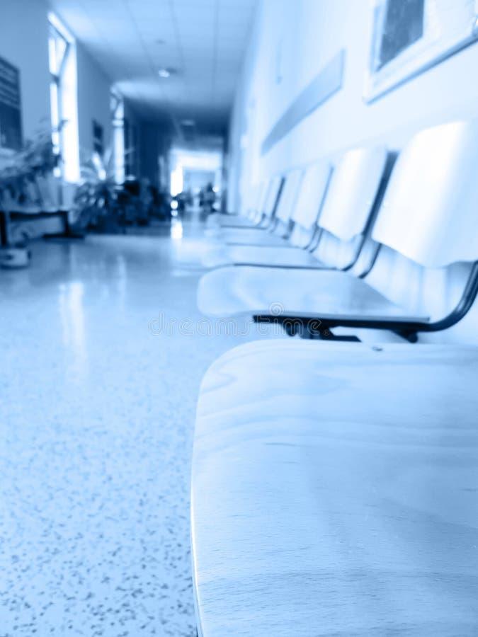 Download Sjukhusinterior fotografering för bildbyråer. Bild av korridor - 19793421