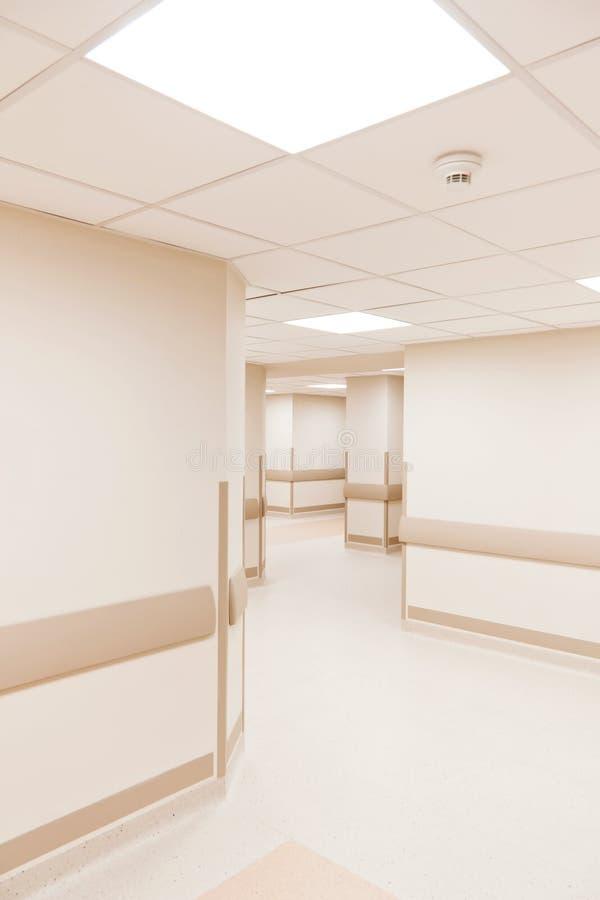 sjukhuslabyrintkontor arkivfoton
