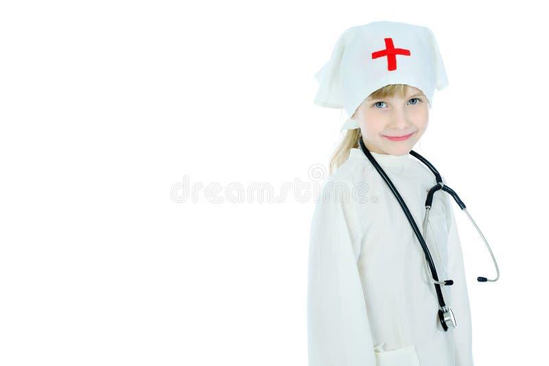 sjuksköterska royaltyfria bilder