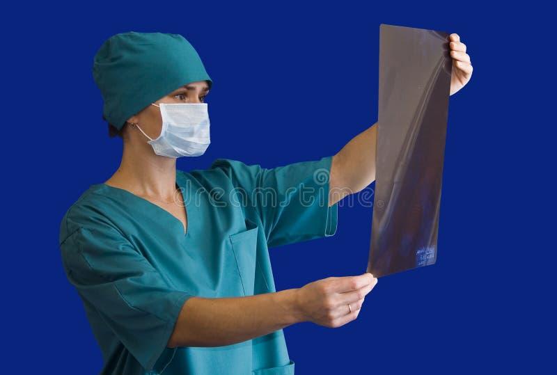 sjuksköterska royaltyfri bild