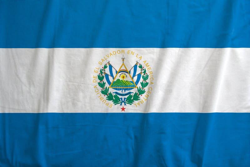Sjunka av El Salvador royaltyfri bild