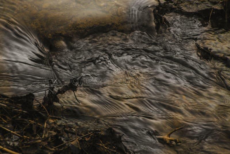 składu natury rzeki wiosna obraz royalty free