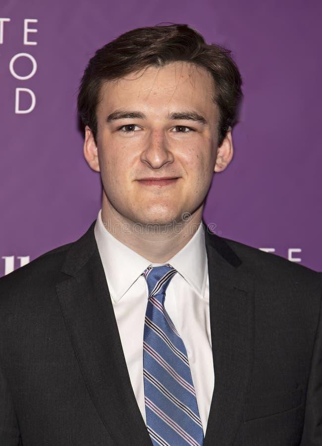 Skådespelare William Darling på den 19th årliga Monte Cristo Award arkivbild