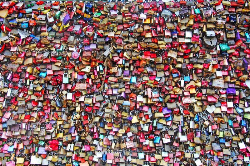 Skåp ett symbol av förälskelse arkivbilder