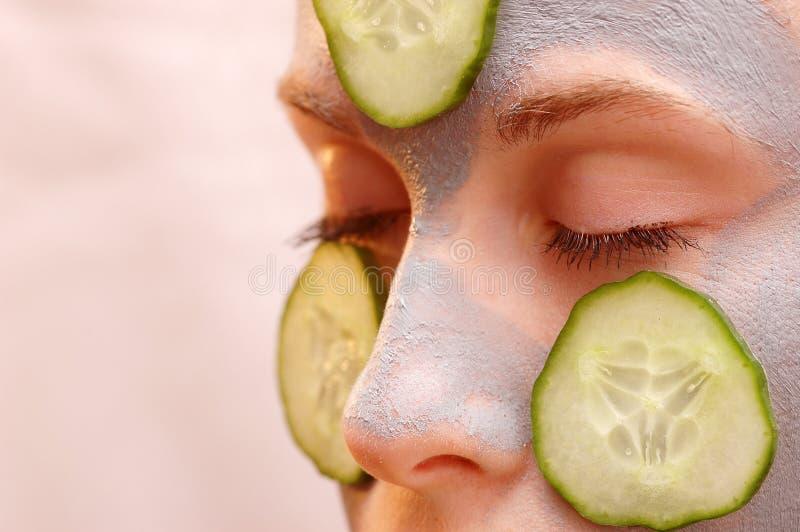 skóra opieki obraz stock