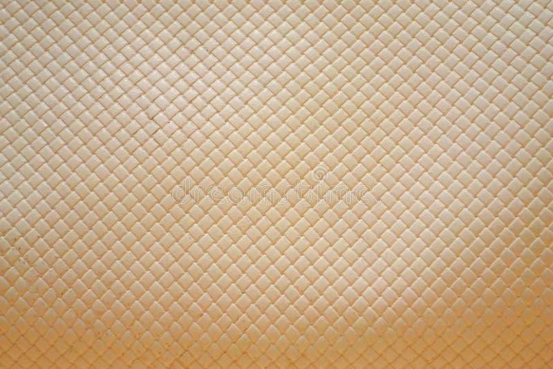 Skóra wyplatający tło zdjęcie stock