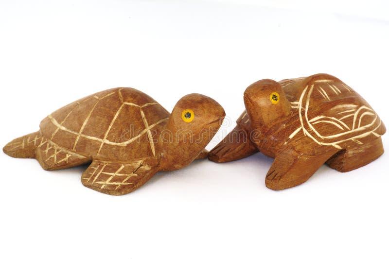 Sköldpaddasouvenir royaltyfri foto