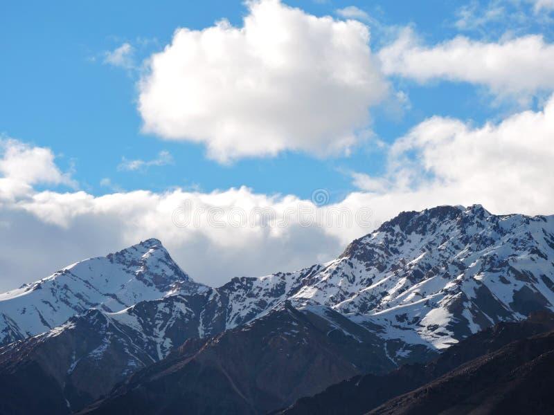Skönhet av berget royaltyfria bilder