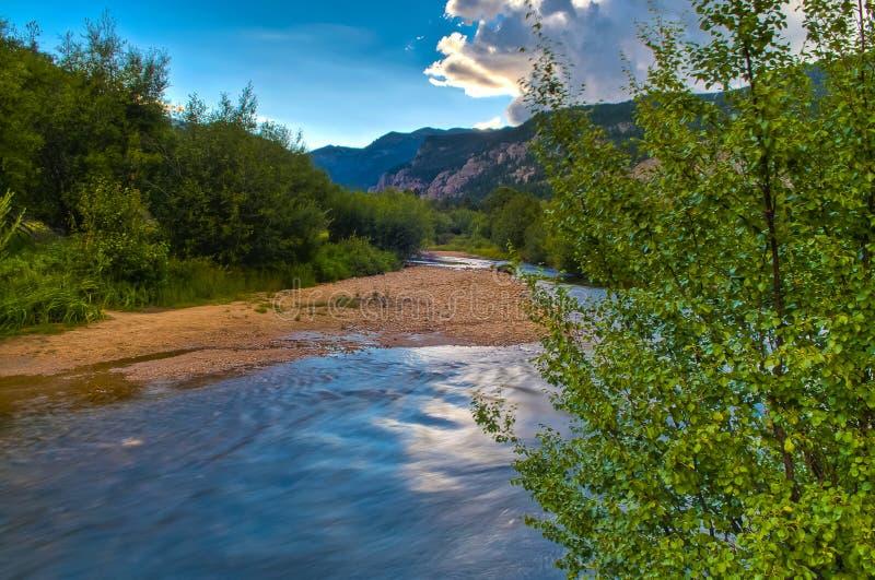 Skönhet av Colorado royaltyfri foto