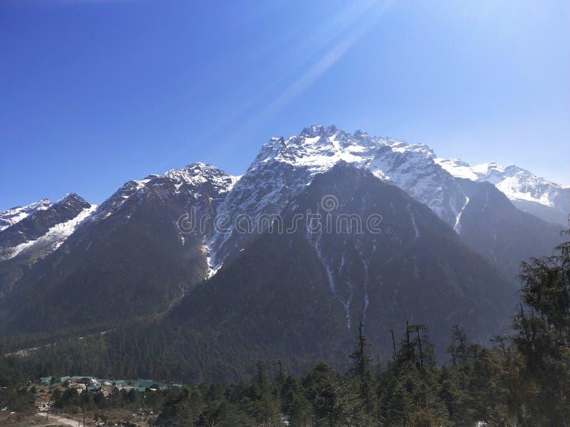 Skönhet av högt land royaltyfri foto