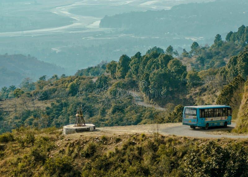 Skönhet av Himachal Pradesh, Indien fotografering för bildbyråer