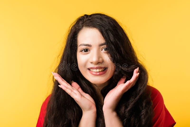 Skönhet för ungdom för kvinna för behandling för hudomsorg naturlig royaltyfri foto