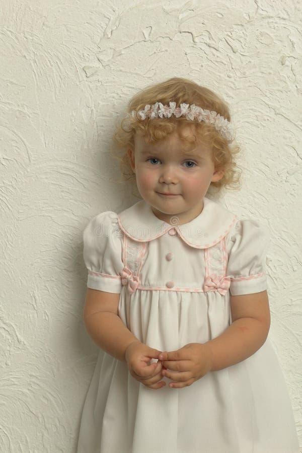 skönhet little royaltyfri fotografi