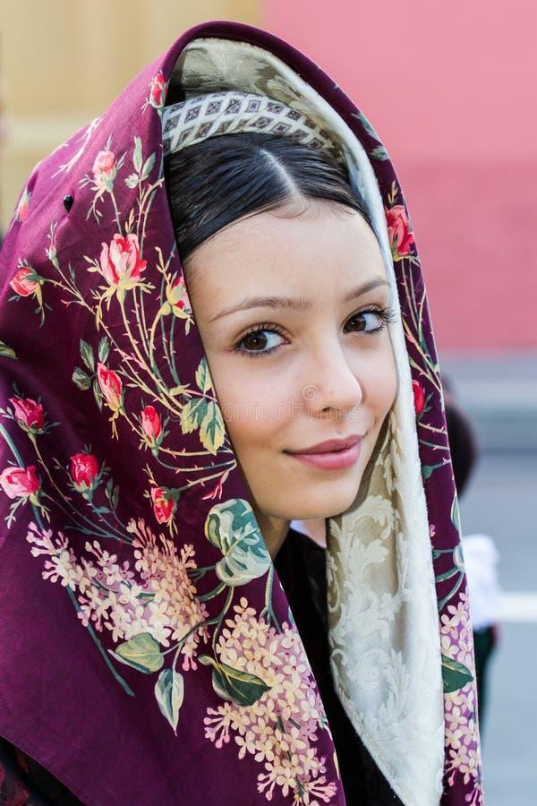 Skönheter av Sardinia royaltyfri foto