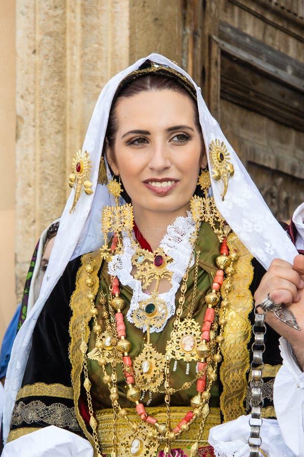 Skönheter av Sardinia fotografering för bildbyråer
