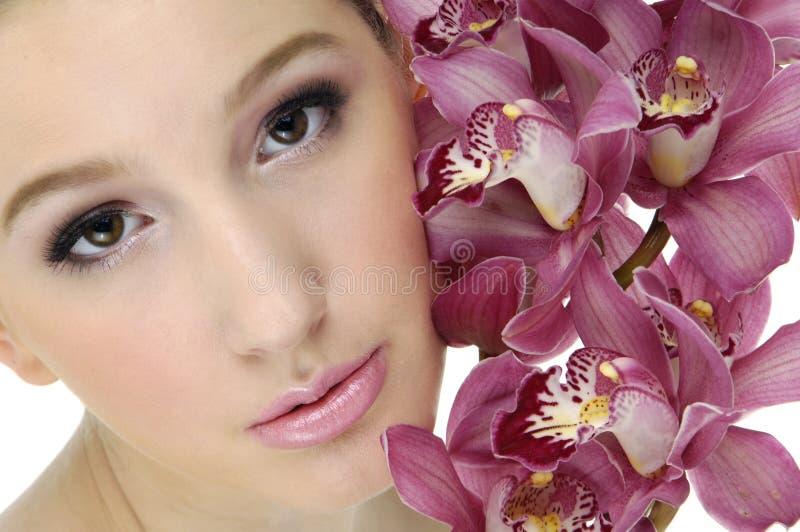 skönhetmode royaltyfria bilder