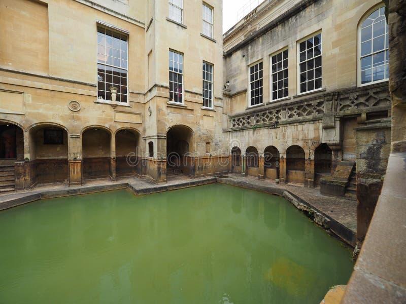 skąpanie kąpać się rzymskiego fotografia royalty free