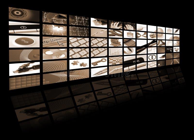skład biznesowa technologia zdjęcie stock