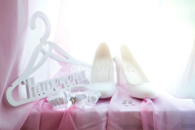 Skład bridal podwiązka obrazy stock