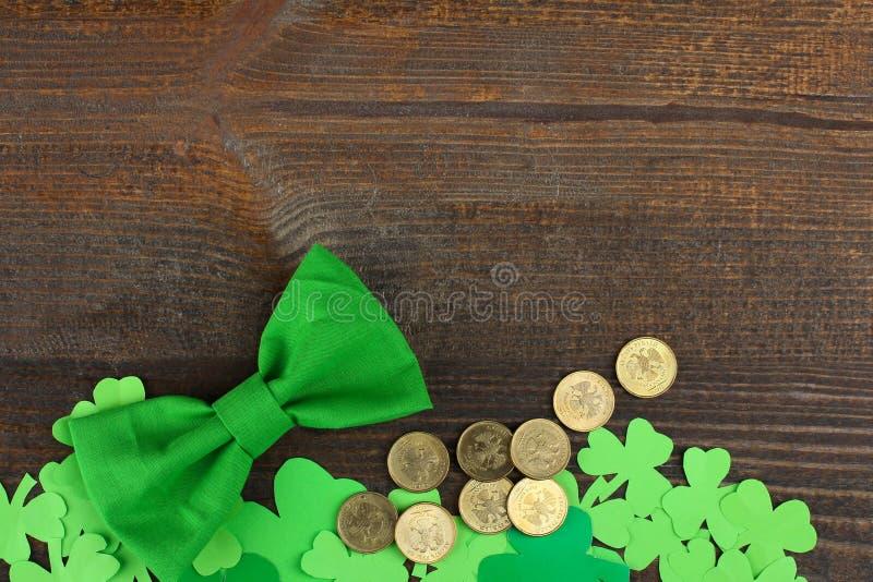 Skład St Patrick obraz stock