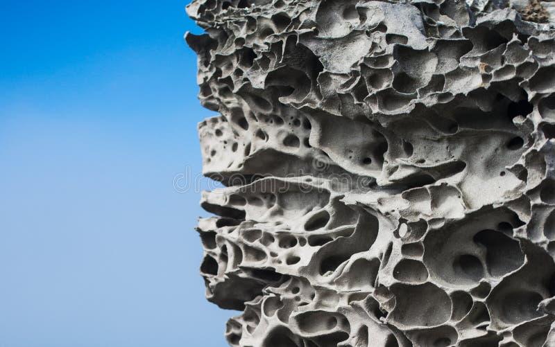 skała wulkaniczna zdjęcia stock