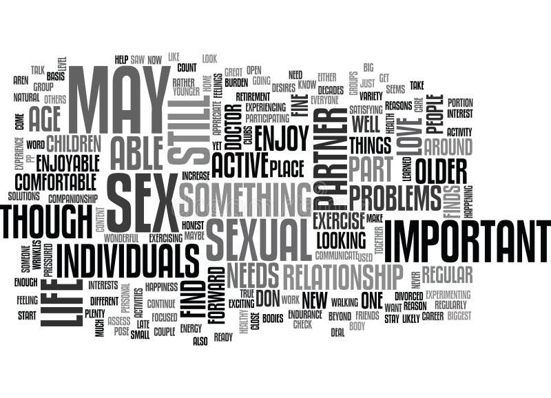 Ska du ha ändå ett aktivt att könsbestämma liv i ditt ordmoln stock illustrationer
