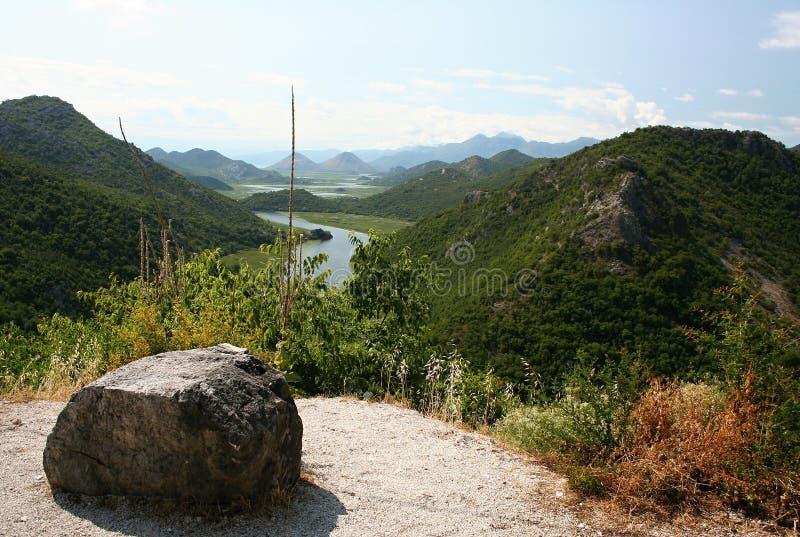 Download Skadar lake stock image. Image of landscape, mountain - 21151933