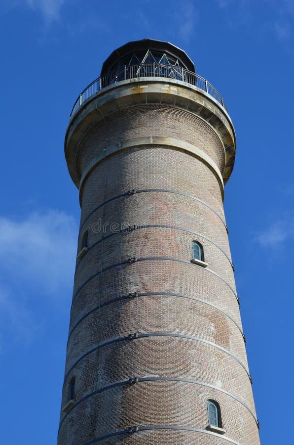 Skagen Lighthouse stock image