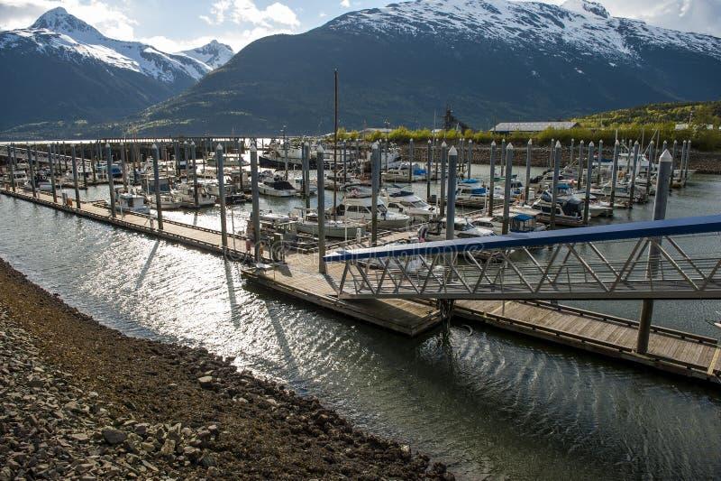 Skagway, Alaska photo libre de droits