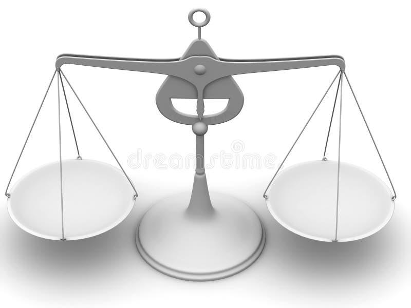 skala royalty ilustracja