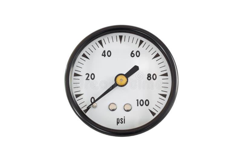 Skalamanometer stockbilder