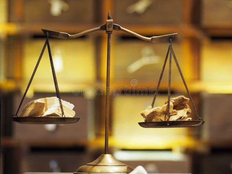 Skalen der Balance lizenzfreie stockfotos