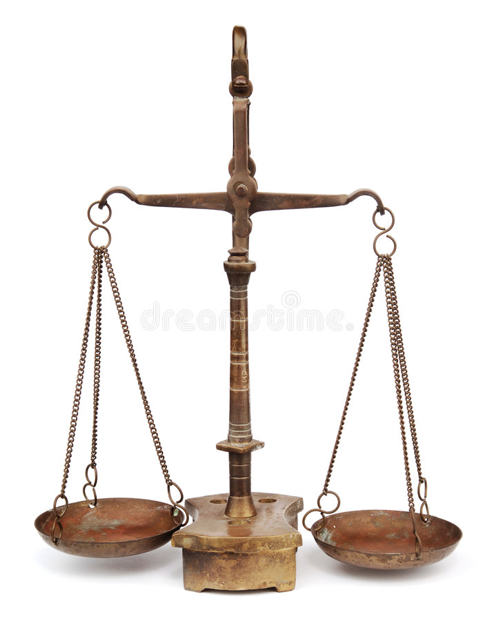 Skalen von Gerechtigkeit