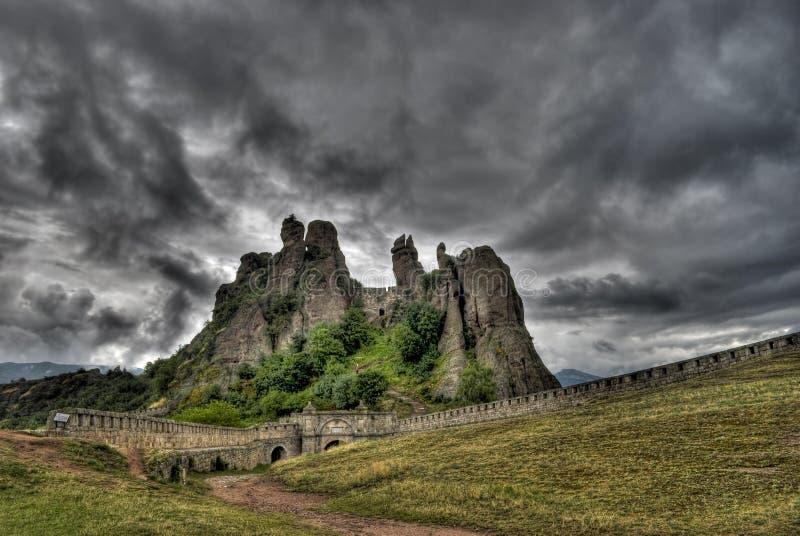Skali de Belogradchishki, Bulgaria fotos de archivo libres de regalías