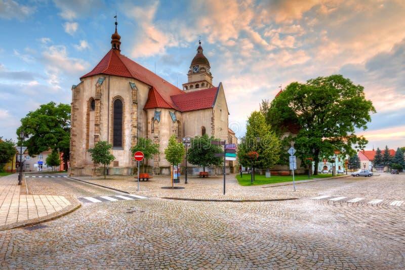 Skalica, Slowakije royalty-vrije stock foto