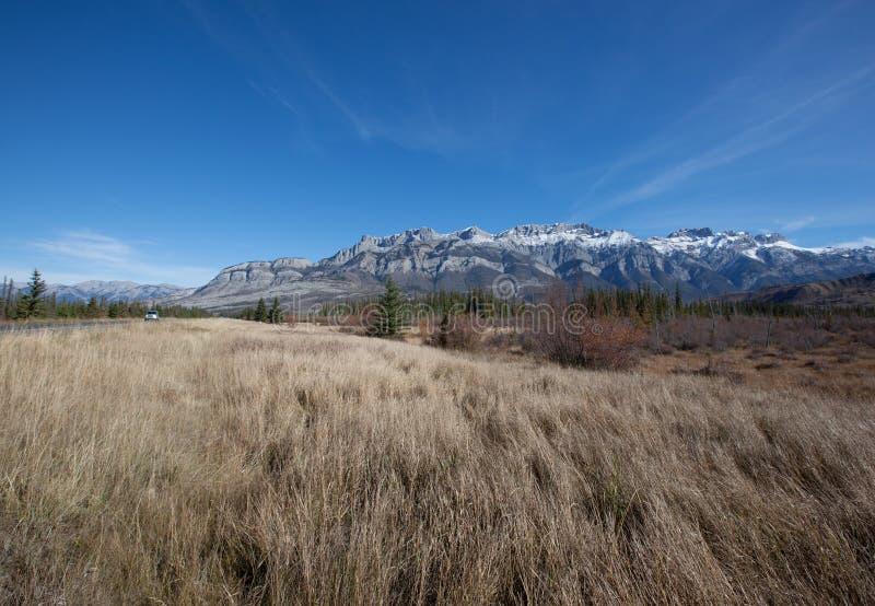 Skalista góra wysoka zdjęcie stock
